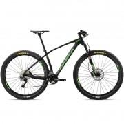 Bicicleta MTB Orbea ALMA 27 M50 - Tam S - Preta/Verde 2017