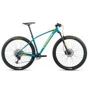 Bicicleta MTB Orbea Alma 29 H30 - Tam L - Azul/Amarela 2020