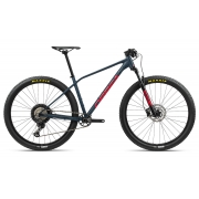 Bicicleta MTB Orbea Alma 29 H30 - Tam L - Azul/Vermelho 2021