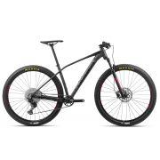 Bicicleta MTB Orbea Alma 29 H30 - Tam S - Preta 2020