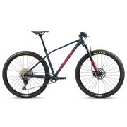 Bicicleta MTB Orbea Alma 29 H50 - Tam S - Azul/Vermelho 2021