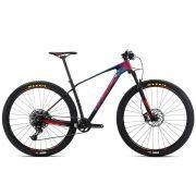 Bicicleta MTB Orbea Alma 29 M50 Eagle - Tam L - Azul/Vermelha 2019