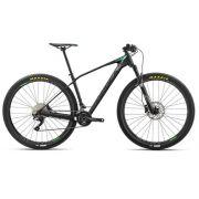 Bicicleta MTB Orbea Alma 29 M50 - Tam S - Preta/Verde 2018