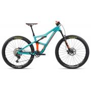 Bicicleta MTB Orbea OCCAM 29 M30 - Tam L - Azul/laranja 2021