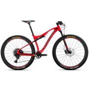 Bicicleta MTB Orbea OIZ M50 Tam L Vermelha/Preta 2019