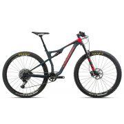 Bicicleta Orbea MTB OIZ M20 TR tam M azul/vermelha - 2020