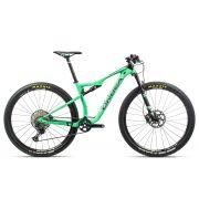 Bicicleta Orbea MTB OIZ M30 tam M  Menta/Preta - 2020