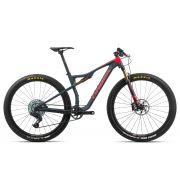 Bicicleta Orbea MTB OIZ M-LTD tam S azul/vermelha - 2020