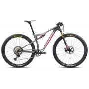 Bicicleta Orbea MTB OIZ M-PRO tam L  GRAFITE/CORAL - 2021