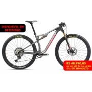 Bicicleta Orbea MTB OIZ M-PRO tam M  Anthracite/Coral - 2021