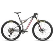 Bicicleta Orbea MTB OIZ M-PRO TR tam L  GRAFITE/CORAL - 2021