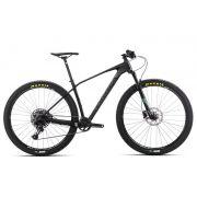 Bicicleta MTB Orbea Alma 29 M50 Eagle - Tam L - Preta - 2019