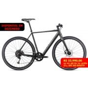 E-bike Orbea GAIN F40 Tam S PRETA - 2020