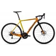 E-bike Orbea GAIN M30 Tam S Laranja/Amarelo - 2020