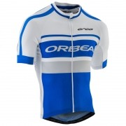 Camisa Jersey de ciclismo SS CLUB ORBEA - Azul/Branco