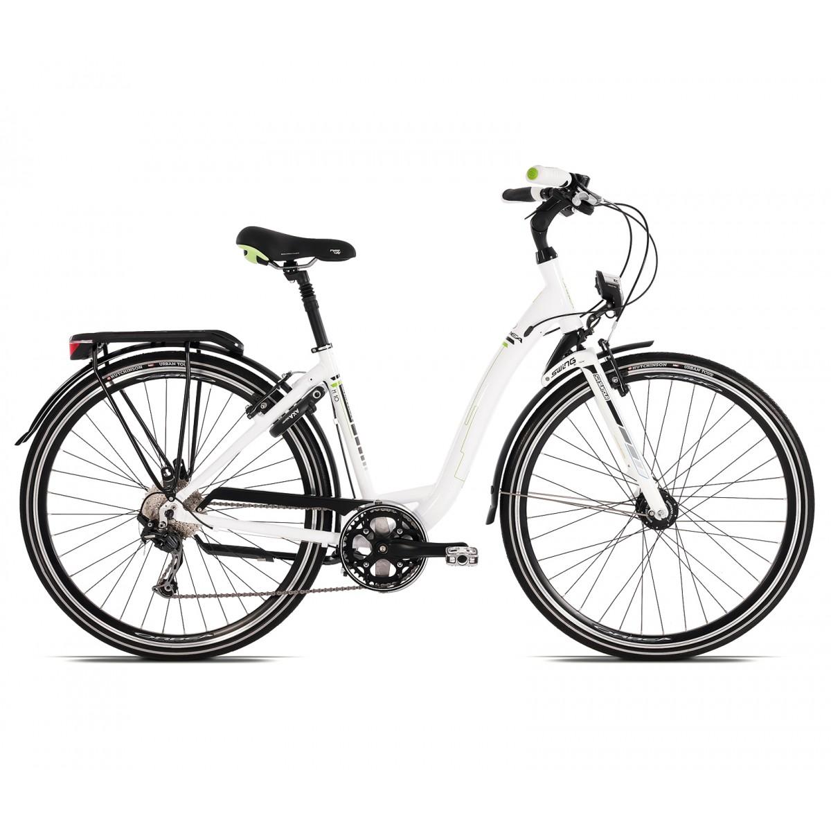 Bicicleta URBANA Orbea BOULEVARD H10 16 2013 tam.S cor ROJO