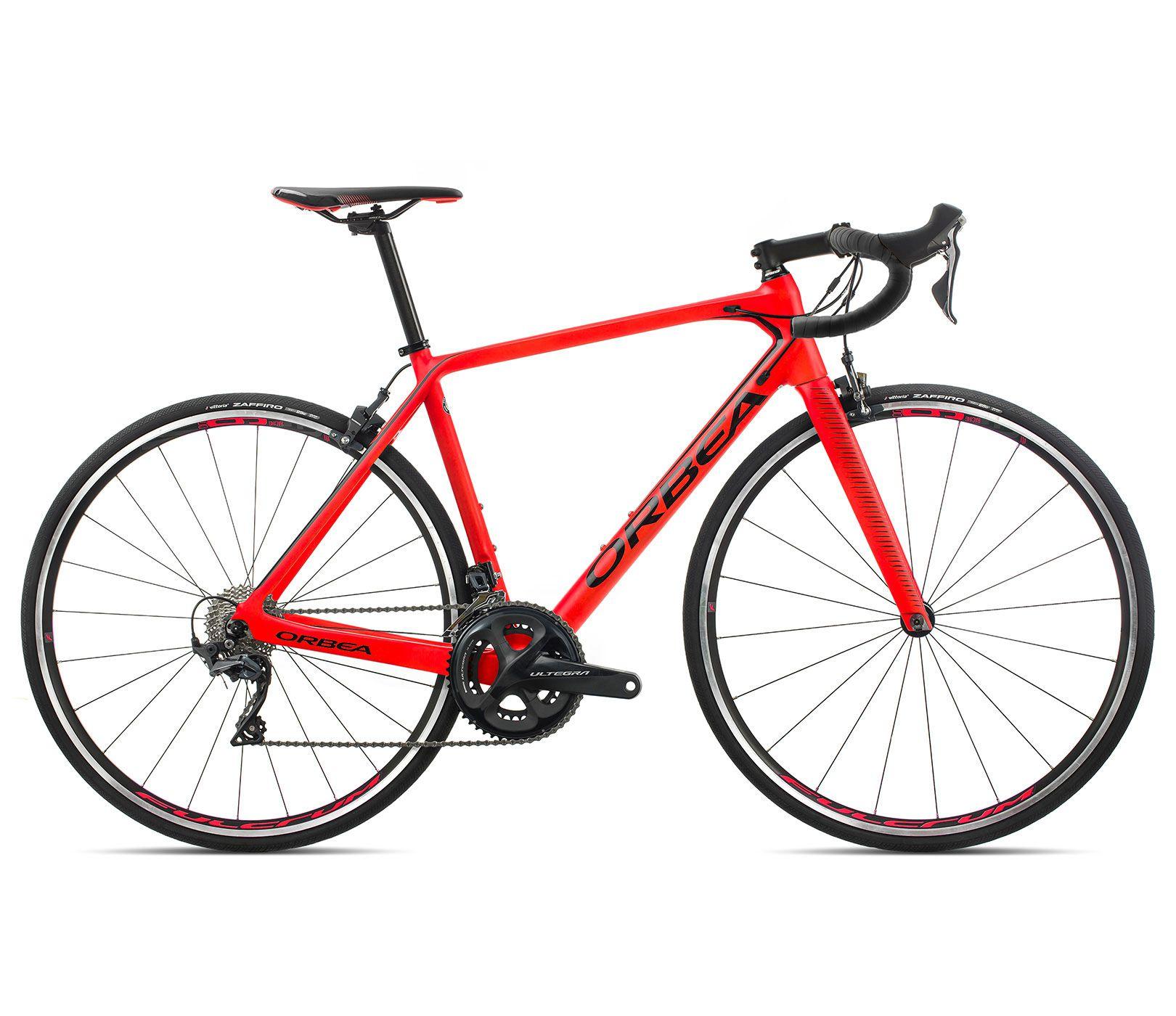 Bicicleta estrada Orbea Orca M20 Tam 53 Verm/Preta - 2020