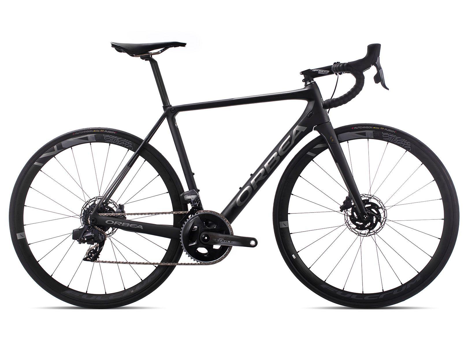 Bicicleta estrada Orbea Orca M21i TEAM-D Tam 53, Preta - 2020