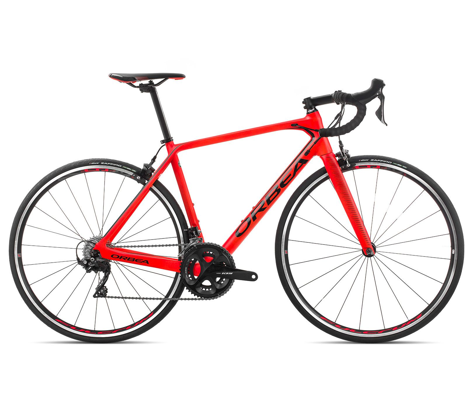 Bicicleta estrada Orbea Orca M30 Tam 53 Verm/Preta - 2020