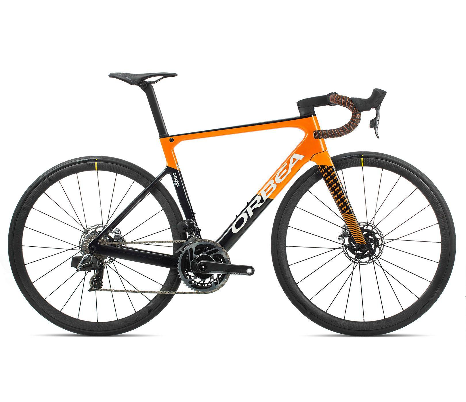 Bicicleta estrada Orbea Orca OMX M11eLTD-D, 51, Cor Team Euskadi - 2020