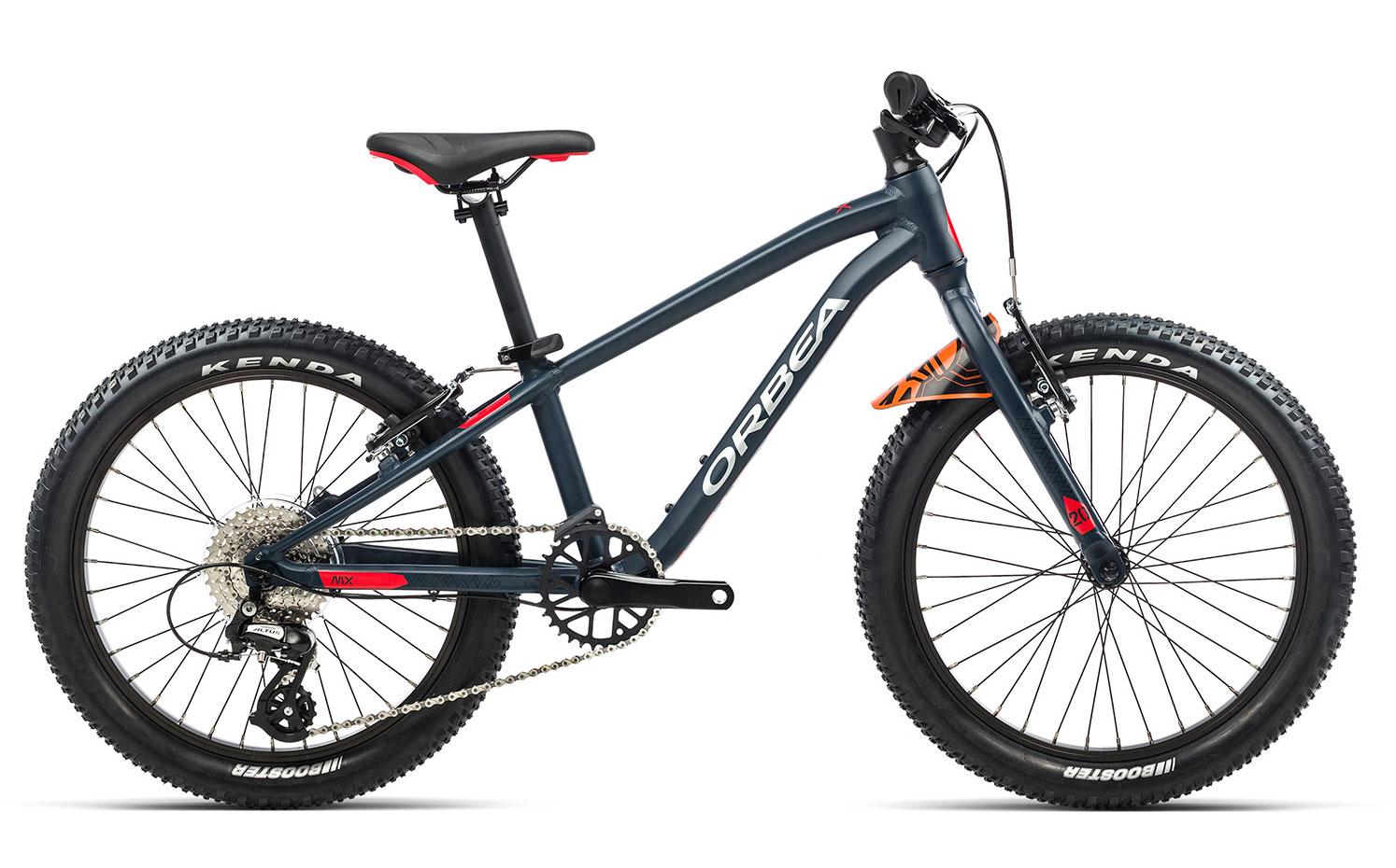 Bicicleta kids Orbea MX 20 TEAM - Azul-Vermelha 2021