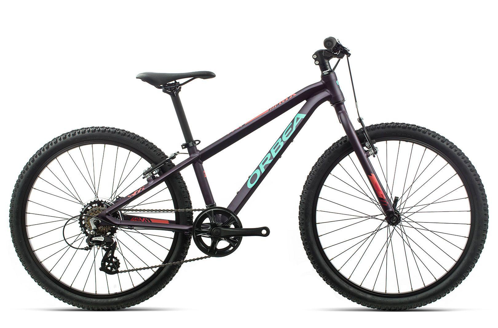 Bicicleta kids Orbea MX 24 DIRT - Púrpura-Rosa 2020