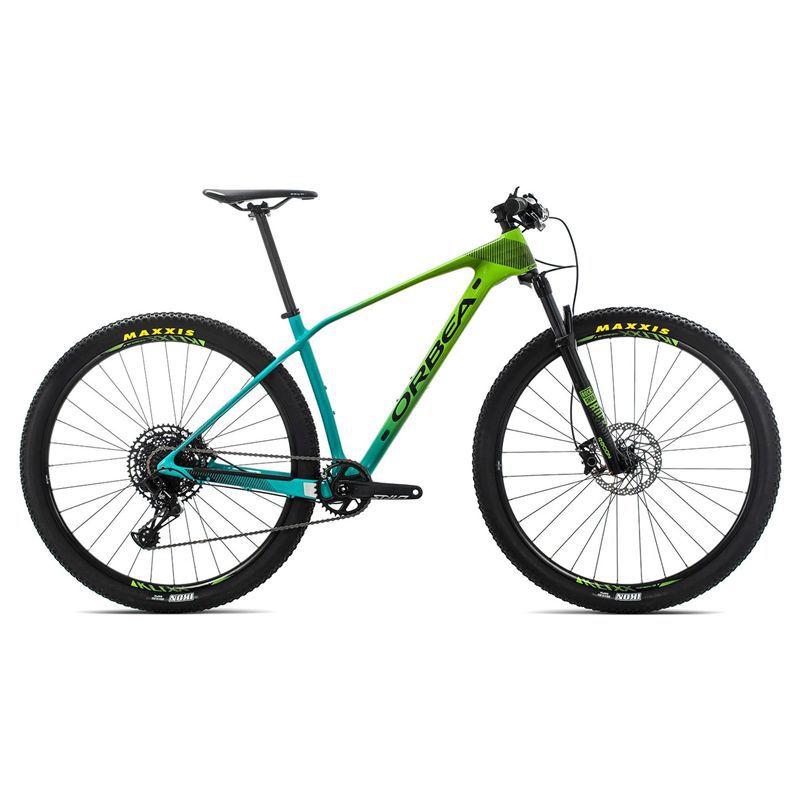 Bicicleta MTB Orbea Alma 29 M50 Eagle - Tam L - Verde - 2019
