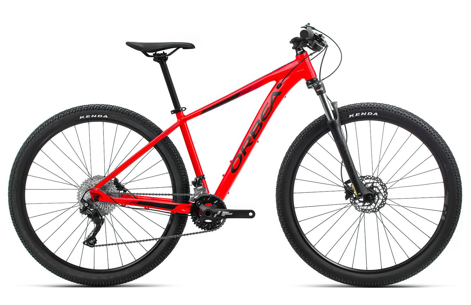 Bicicleta MTB Orbea MX 29 30 - Tam L - Vermelho/Preto 2020