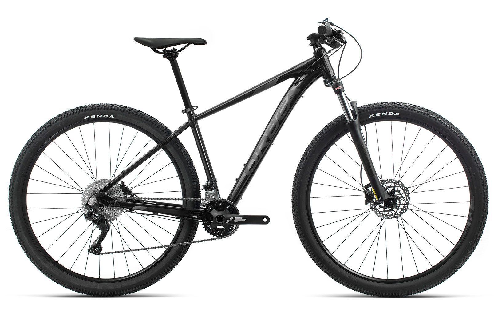 Bicicleta MTB Orbea MX 29 30 - Tam M - Preto/Cinza(mate) 2020