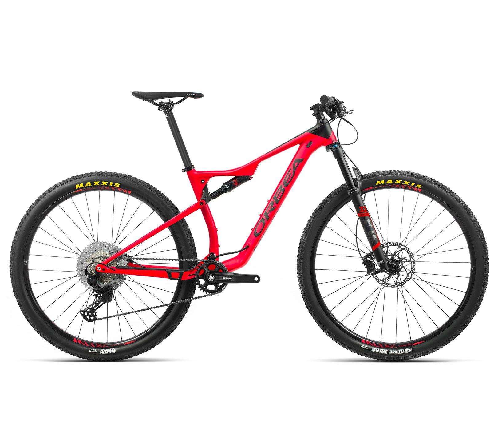 Bicicleta Orbea MTB OIZ H30 tam L  Verm/Preta - 2020