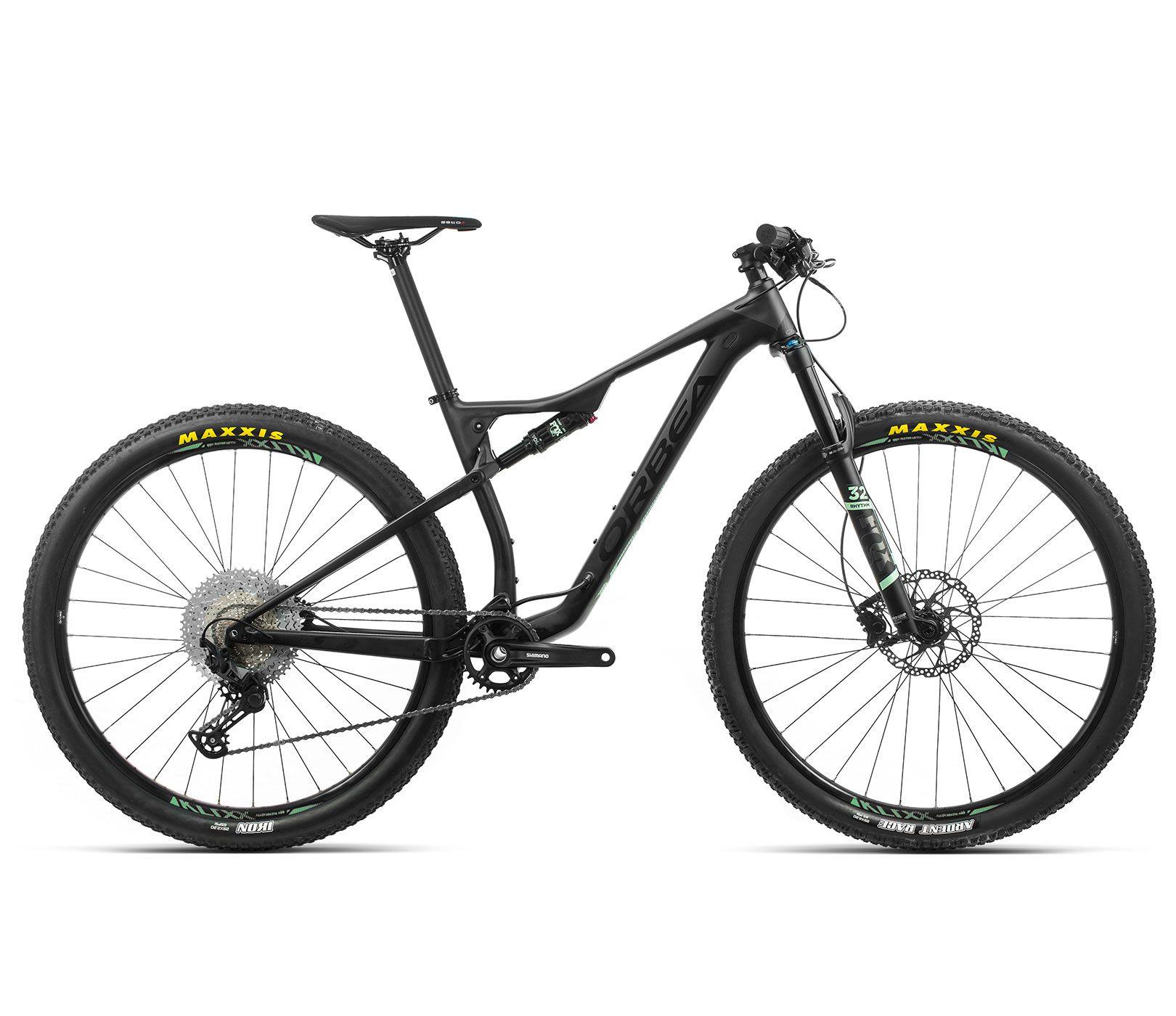 Bicicleta Orbea MTB OIZ H30 tam S  Preta/Grafite - 2020