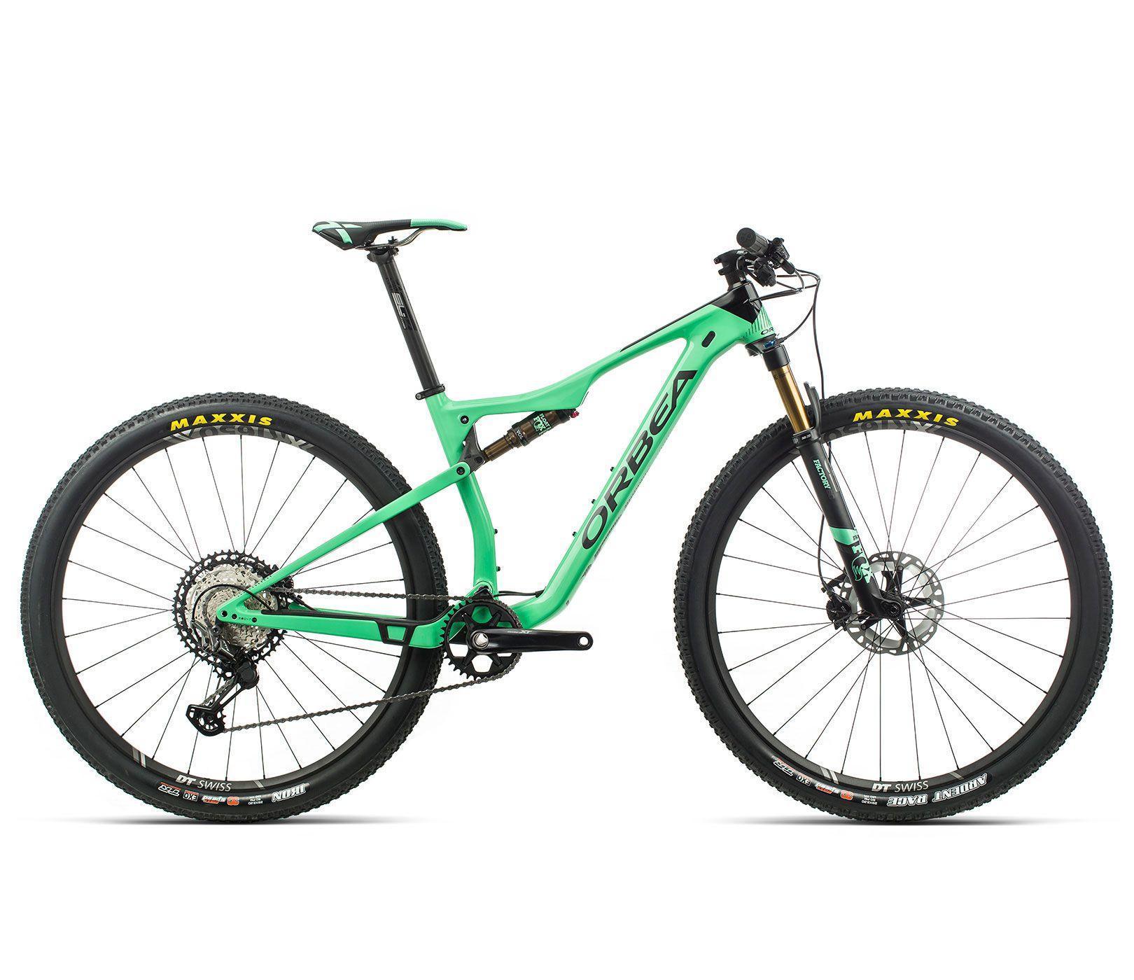 Bicicleta Orbea MTB OIZ M10 tam M  Menta/Preta - 2020