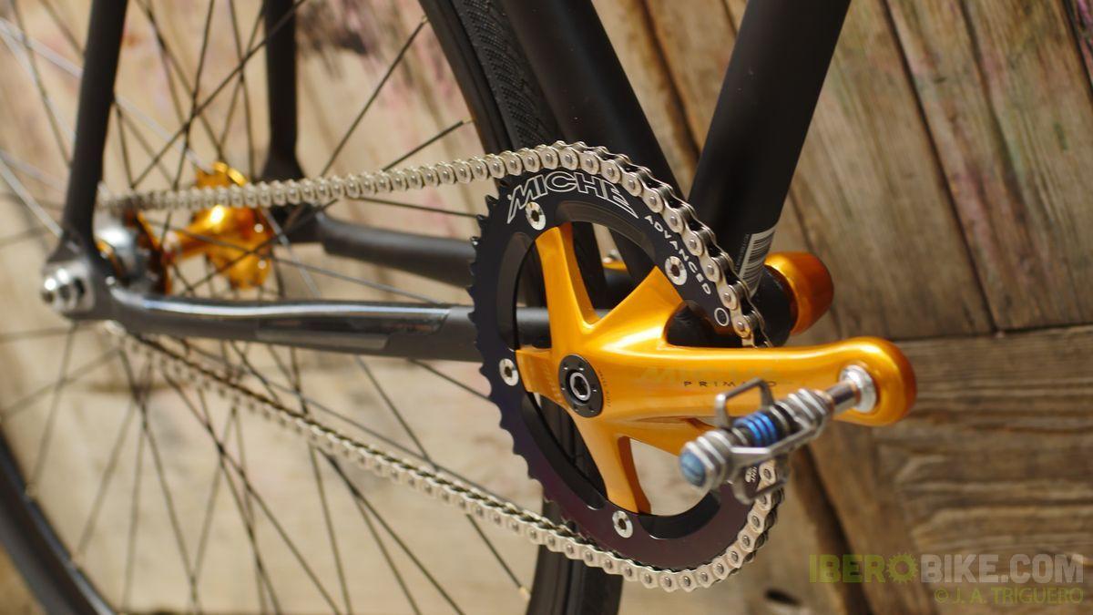Bicicleta URBANA DUDE 10 2014 tam 52 cor BRANCA - 2014