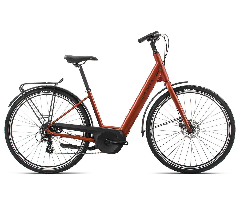 Bicicleta URBANA Orbea Optima A30, Tam M, Laranja - 2019