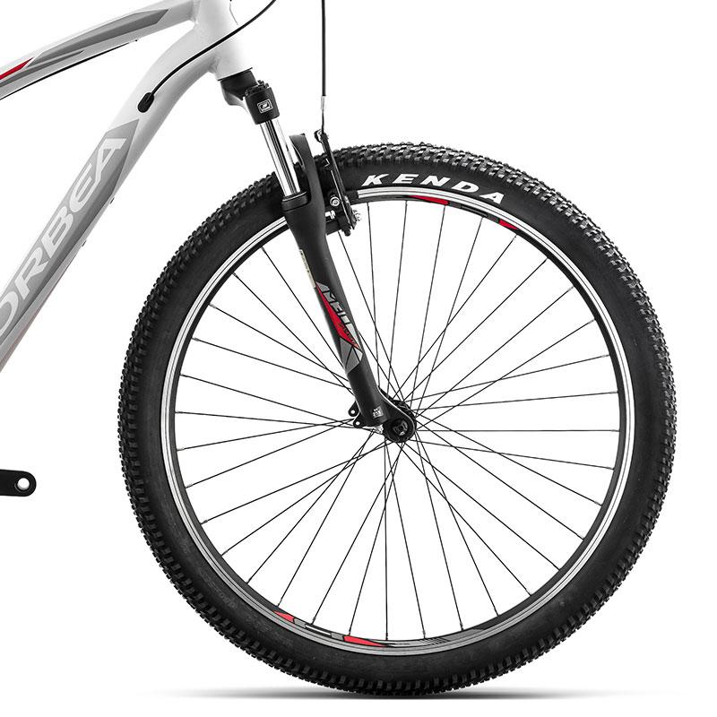 Bicicleta MTB Orbea Sport 29 30 Tam L - Branca/Vermelha ANO 2015