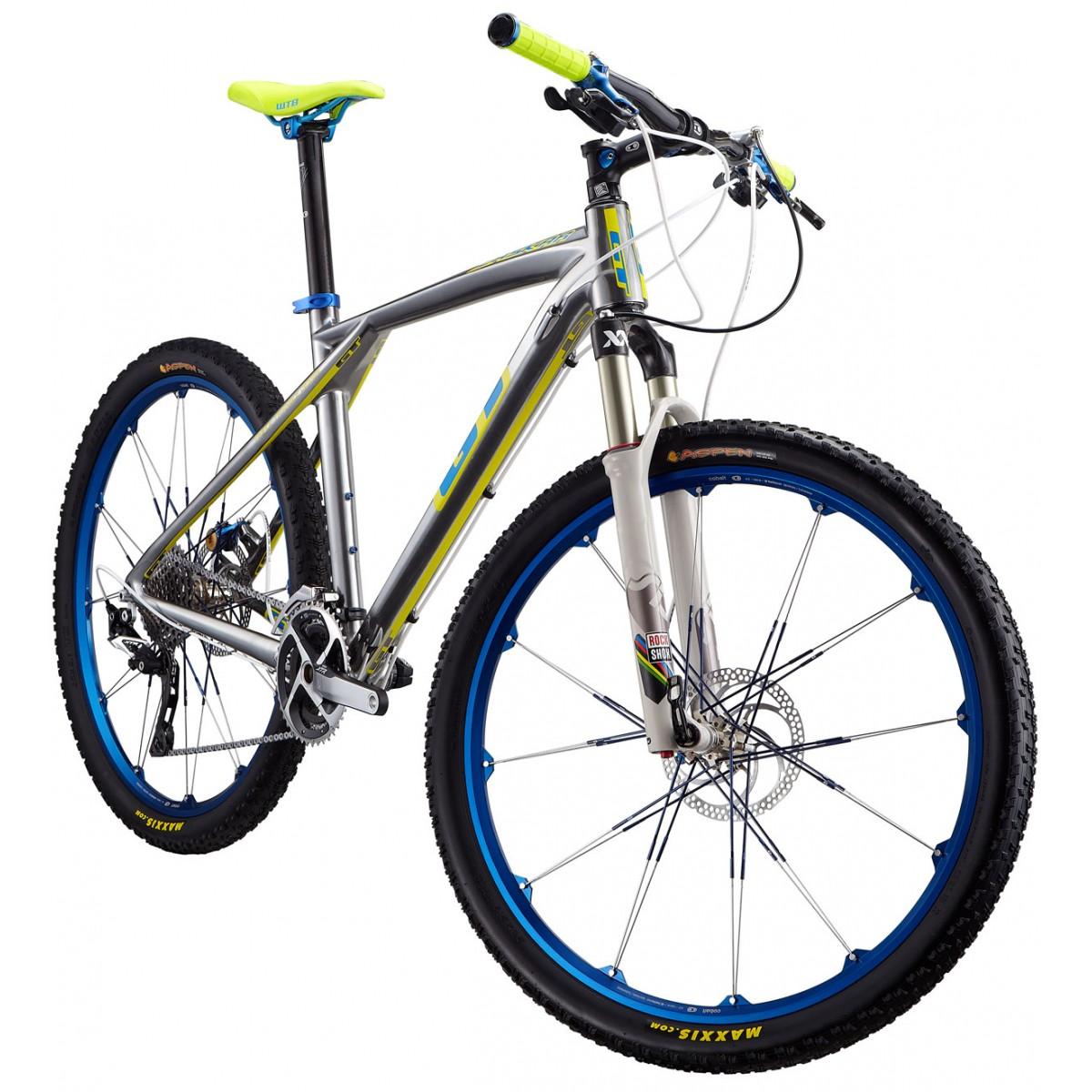 Bicicleta MTB GT ZASKAR CARBON TEAM  tam.L cor CHROME