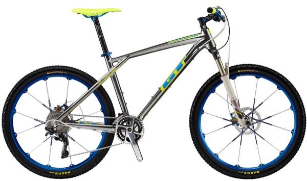 Bicicleta MTB GT ZASKAR CARBON  TEAM  tam.M cor CHROME