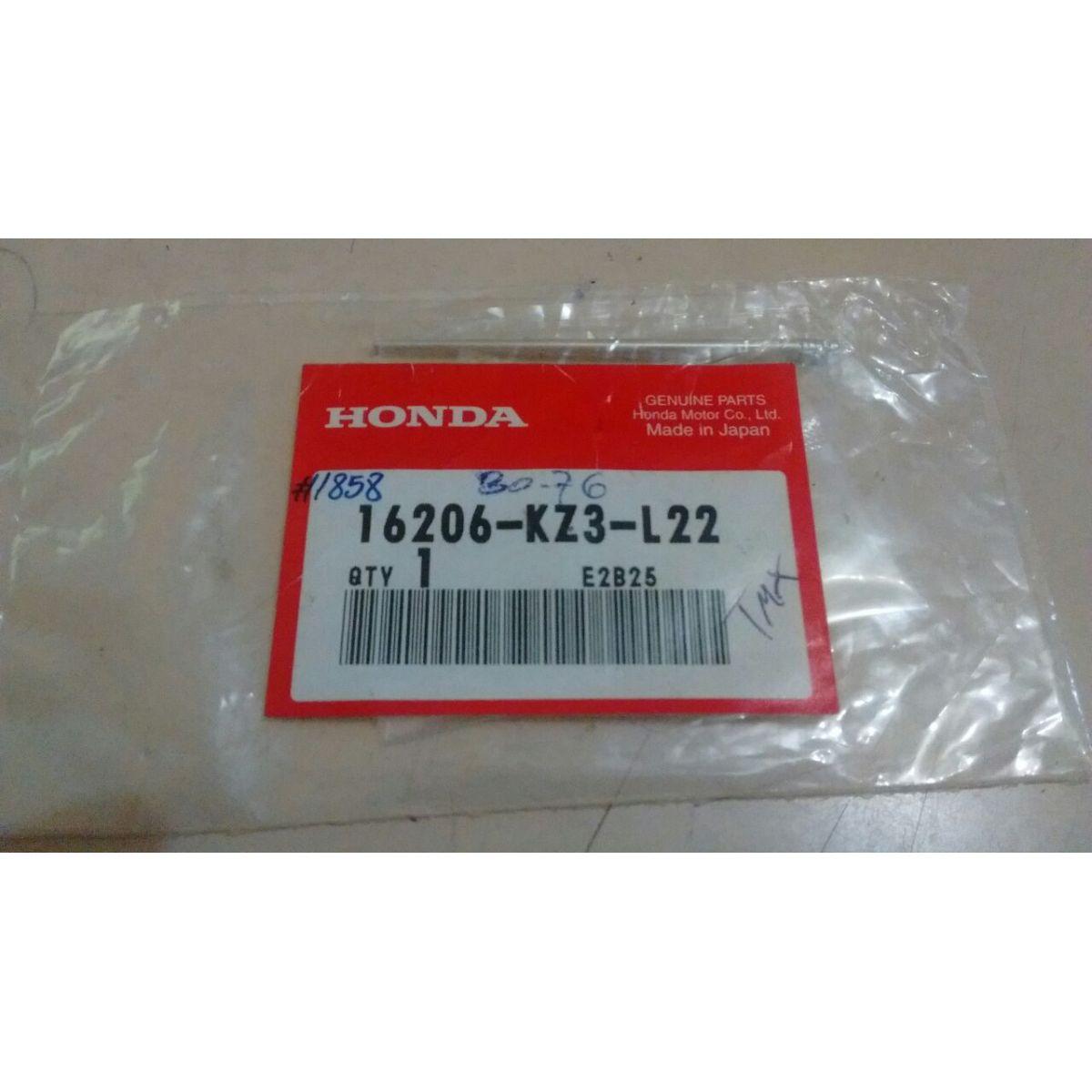 Agulha Pistonete TMX 16206-KZ3-L22 (6BEY30-76). CR250 2002  - T & T Soluções