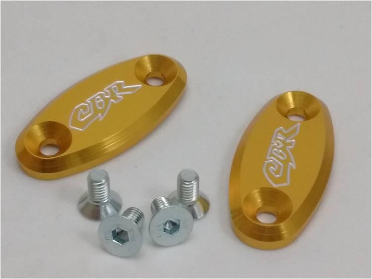 Acabamento espelho retrovisor CBR600 CBR600RR CBR900RR CBR1000RR  - T & T Soluções