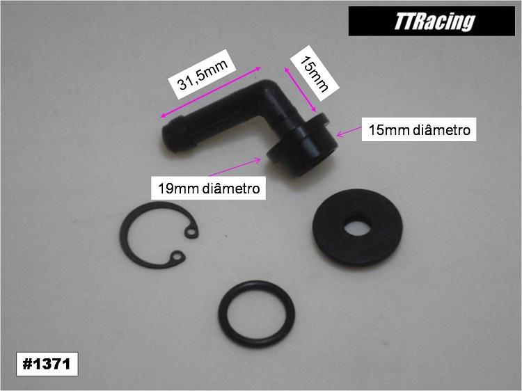Joelho cilindro mestre freio dianteiro  - T & T Soluções