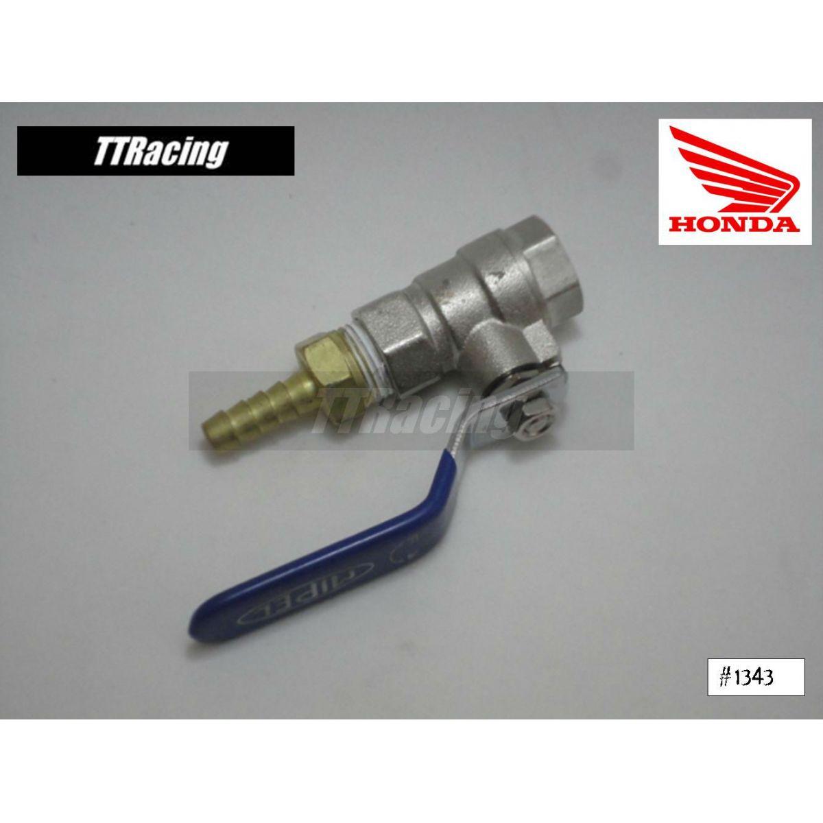 Registro de combustível CBX250 TWISTER  - T & T Soluções