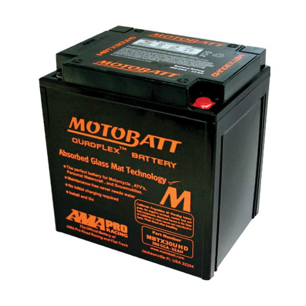 Bateria Motobatt MBTX30UHD  - T & T Soluções