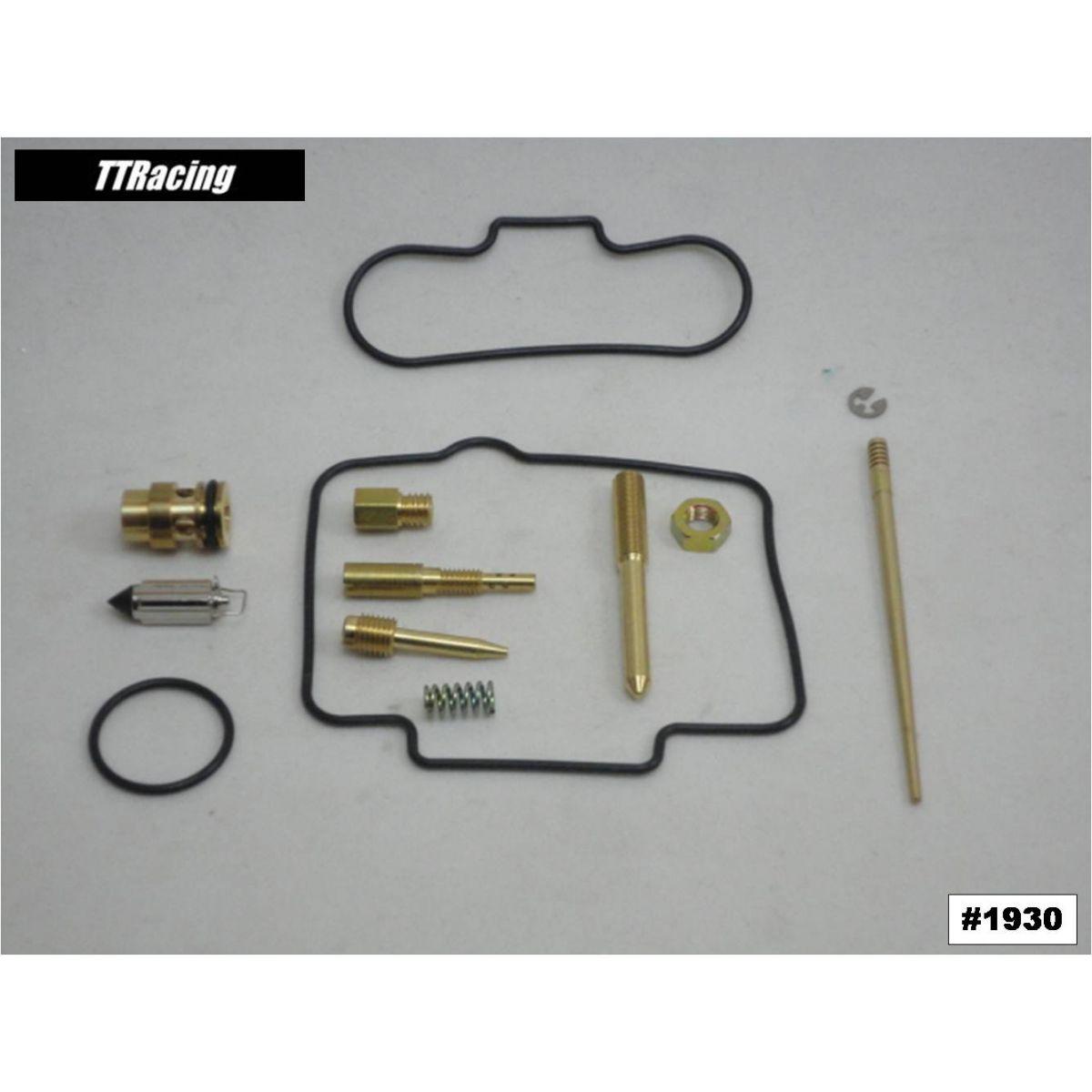Kit reparo carburador HONDA CR125 2000 2001  - T & T Soluções