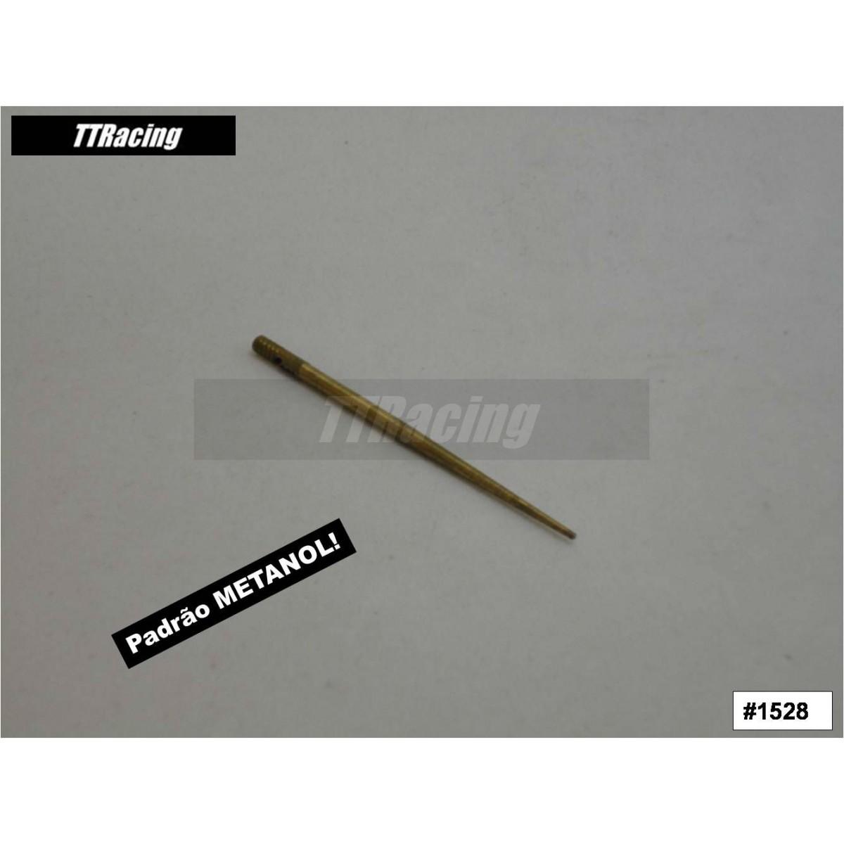 Agulha pistonete TMX ou Coração padrão METANOL  - T & T Soluções