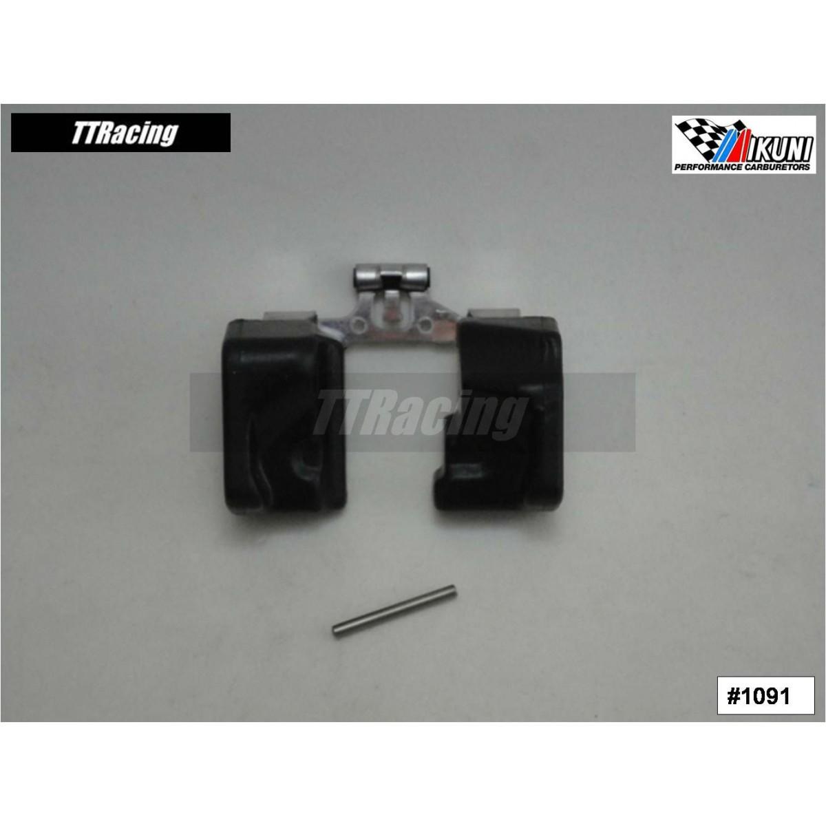 Bóia carburador Mikuni CORAÇÃO  - T & T Soluções