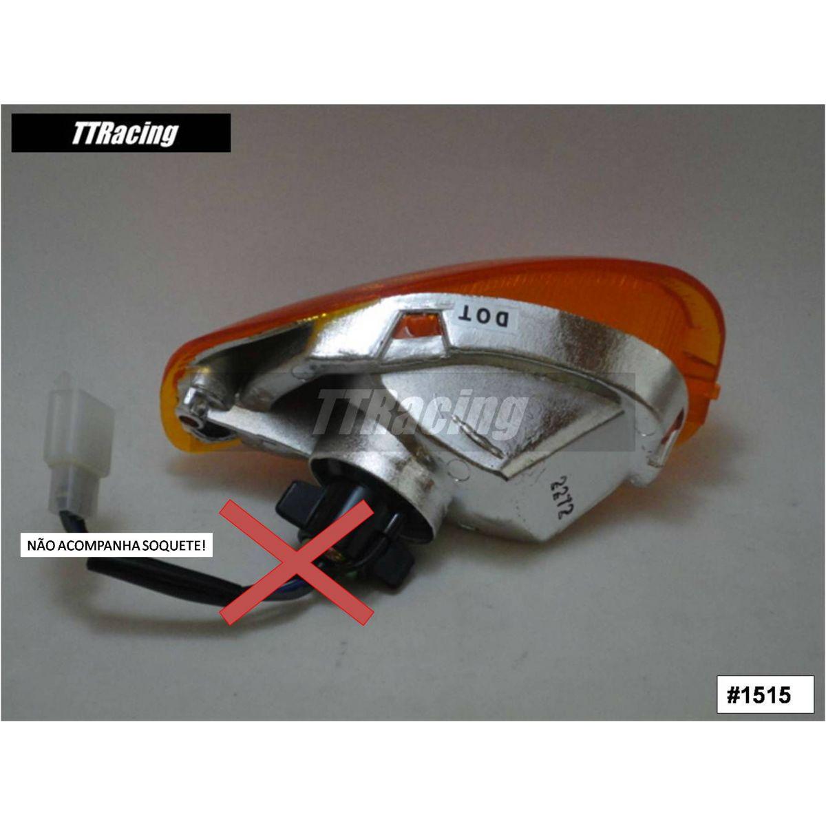 Pisca dianteiro esquerdo Kawasaki ZX11  - T & T Soluções