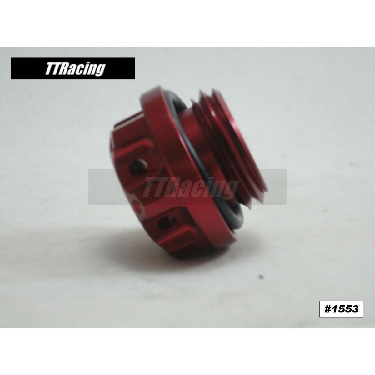 Tampa do óleo Yamaha XJ6 MT-01 R1 VERMELHO  - T & T Soluções