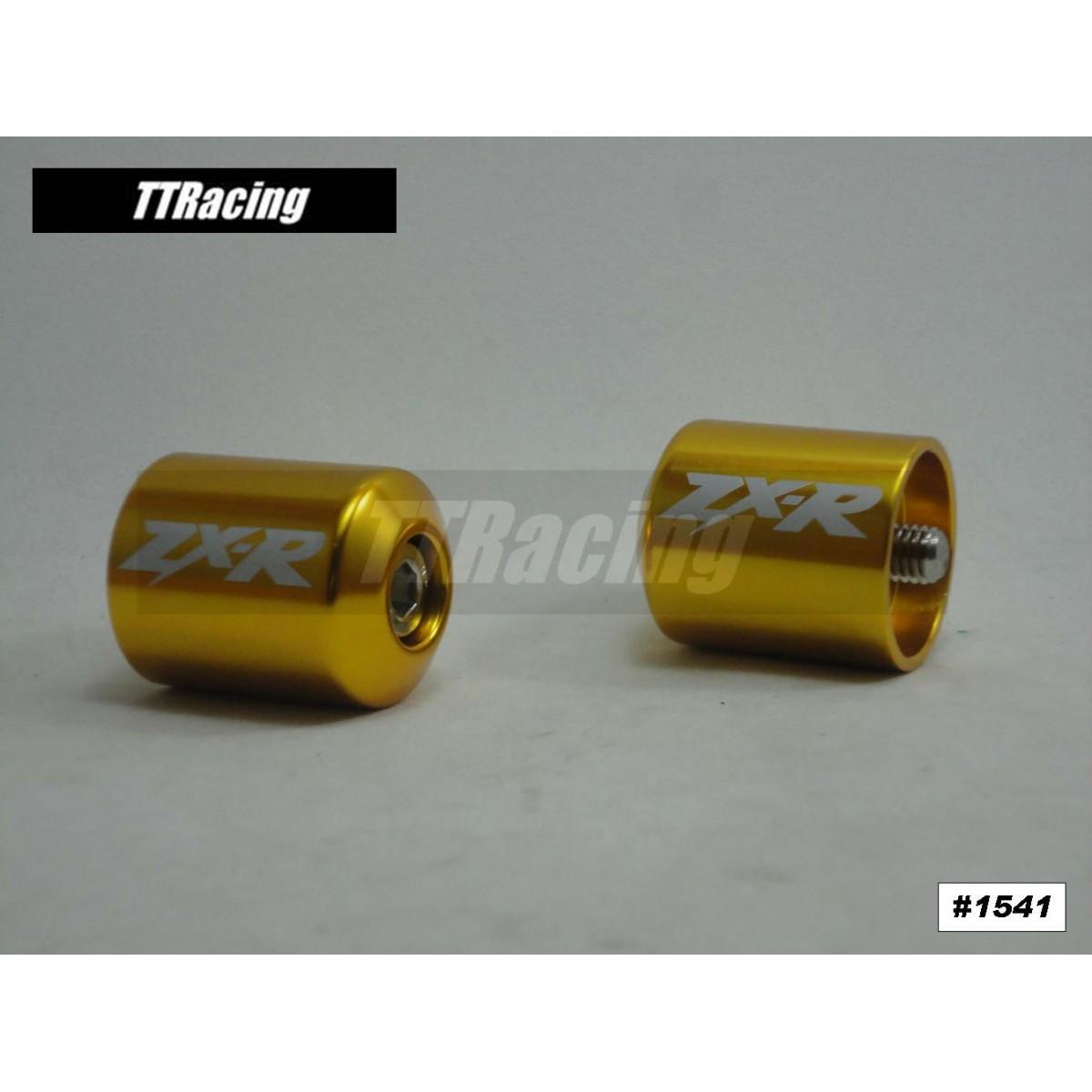 Peso de Guidão  ZX-R Dourado  - T & T Soluções