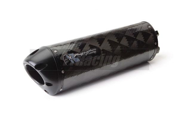 PONTEIRA HONDA CBR250R 11/12 - BLACK SERIES CARBON  - T & T Soluções