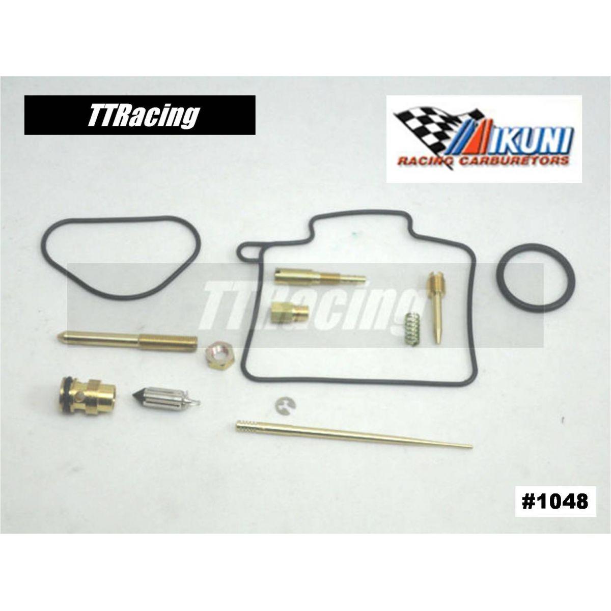 Reparo carburador Mikuni CORAÇÃO  - T & T Soluções